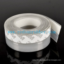 OEM Adhesivo Claro Silicona Puerta Sello Tira
