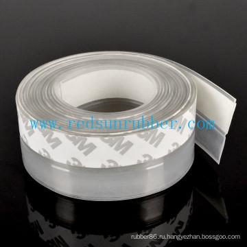 Обслуживание OEM Слипчивая Ясная силиконовая Прокладка уплотнения двери