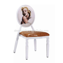 Banquette empilable restaurant chaise à manger XYN2753
