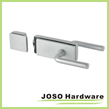 Stainless Steel Swing Door Glass Handle Door Lock (GDL019B-2)