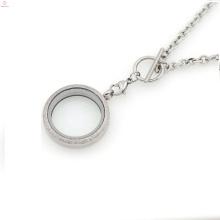 Correntes de prata grossa, modelos baratos cadeias de vestidos, colar de moedas de jóias