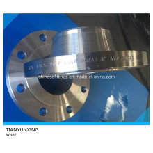 ASME B16.5 Sch40 Weld Neck Carbon Steel Flange