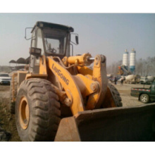 Used Liugong Earthmoving Machinery Front Wheel Loader (LG855)