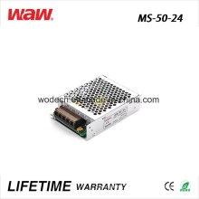 Ms-50 SMPS 50W 24V 2A Pilote LED Ad / DC
