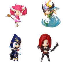 Высокое качество Индивидуальные Pokemon ПВХ фигурки куклы Детские игрушки