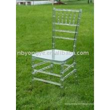 Chiavari chaise en plastique