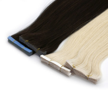 """18"""" Remy Human Hair Extension Top Quality Virgin Hair Tape on Hair"""