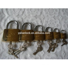factory whole golden plated ideal security lock