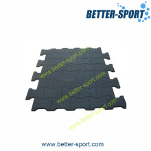 Rubber Paver, Rubber Tile Flooring, Safety Rubber Mat