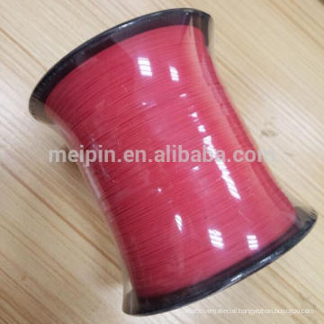 Red Double Sided Reflective Yarn /Reflctive Thread red color Weaving 2mmx1000m