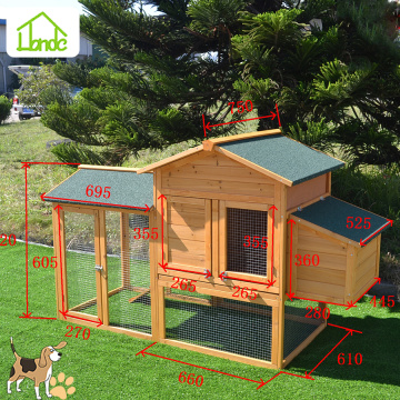 High quality outside hen house with low price