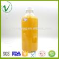 Bouteille d'animaux de compagnie en plastique de 750 ml en bouteille en gros avec tampon anti-effraction