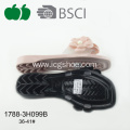 High Quality Cheap New Style Ladies Pvc Fashion Slippers