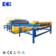 Горячая распродажа PLC автоматическая усиленная сетка сварочная машина с поставщиком в Китае
