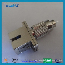 FC Male-Sc Female Optical Fiber Adapter