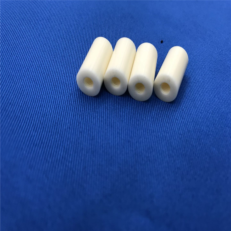 Al2o3 Ceramic Inner Threaded Tube