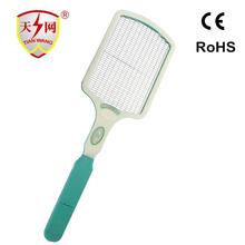 Batería eléctrica Mosquito raqueta con CE y RoHS