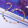 Дубай Бриллиант Браслет 14 К Из Нержавеющей Стали Позолоченные Форме Сердца Браслет