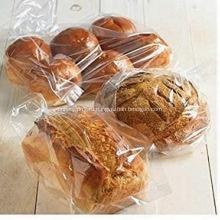 Плоские открытые пластиковые полиэтиленовые пакеты Plymor Мешок для хлеба
