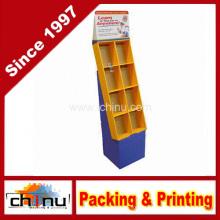 Картонные книги для розничной торговли и журнальные напольные дисплеи Pocket Stand (6128)