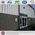 사무실을 갖춘 조립식 구조용 강철 건물