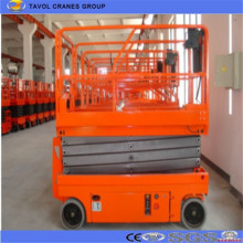 China Scissor Lift Fabricante Self Mobile Scissor Lift
