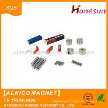 High quality Manufacturer Strong Industrial Alnico Permanent Magnet