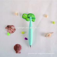 Cartoon-weich PVC-magnetischen Kugelschreiber für Geschenk