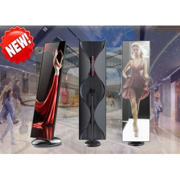 Ultra Slim LED Poster AD Spieler