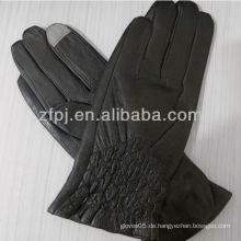 Spezielle Design Lederhandschuhe mit überlegener Qualität