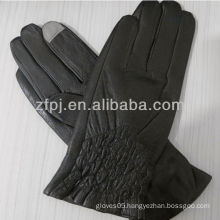 Special design Leather gloves with Superior quality