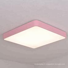plafonnier plat à LED pop home depot 15w-35w