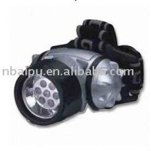 7 LED-Scheinwerfer