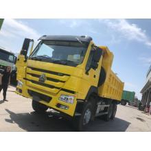 Camion à benne basculante SINOTRUK 25T 6x4 HOWO