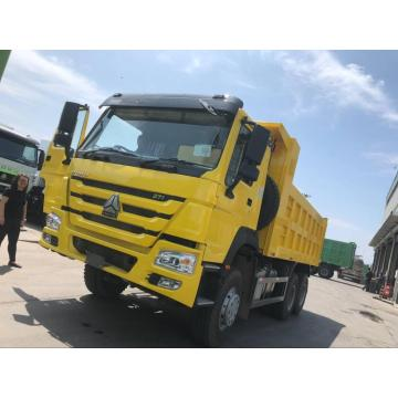 SINOTRUK 25T 6x4 HOWO Dump truck