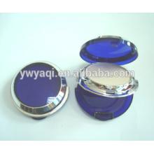 Envase compacto de etiqueta privada polvo compacto embalaje de polvo