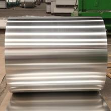 Papel de aluminio usado contenedor