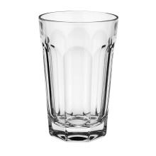 Vasos de vidrio transparente de alta calidad para whisky o jugo (TM01041)