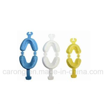 Bandejas de espuma de fluoreto descartáveis médicas com CE, ISO aprovado (CaRong-104)