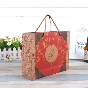 High definition Cheap Price for Kraft Paper Shopping Bags Custom Cheap Kraft Brown Paper Print Bag export to United States Importers