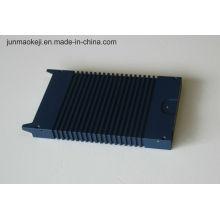 Couvercle d'équipement électronique en aluminium