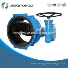 flange stainless steel triple offset butterfly valve for Industry JKTL BT049L