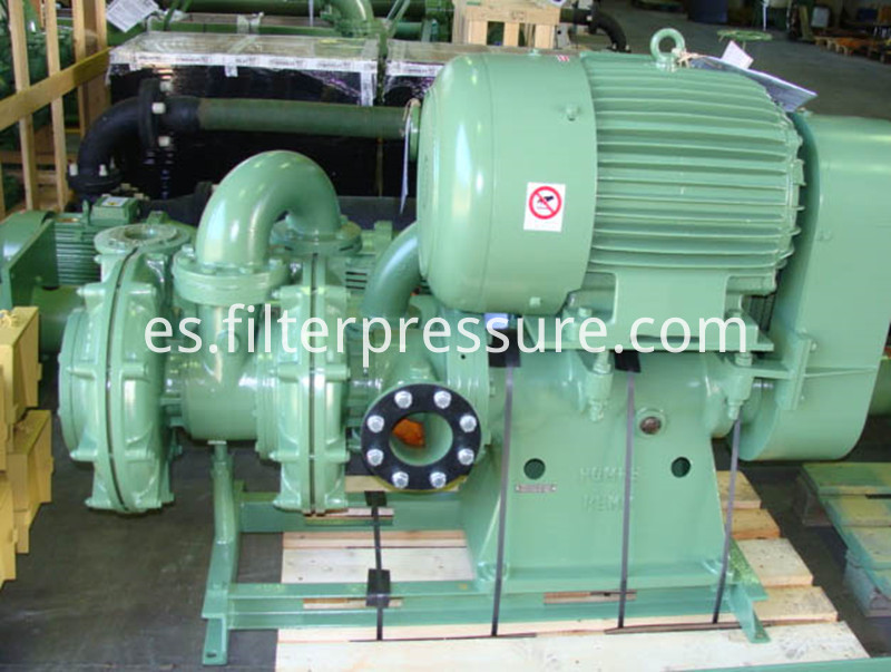 Filter Press Feed Pump5