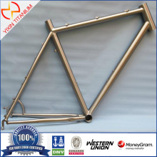 Titanium Alloy Mountain Bike Frame-Yixin