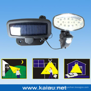 15PCS Solar Power LED Sensor Light