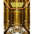XIWEI 6 to 21 Persons Gearless Machine Roomless Passenger Elevator