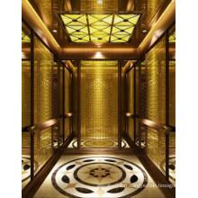 XIWEI 6 à 21 personnes Machine sans engrenage Ascenseur de passagers sans chambre
