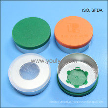 Tampa superior ISO Flip padrão