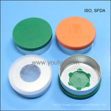 Capuchon supérieur standard ISO