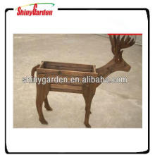 animal shape wooden pergola for garden